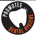 Promotes Dental Hygiene